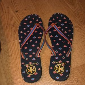 Tory Burch flip flops use